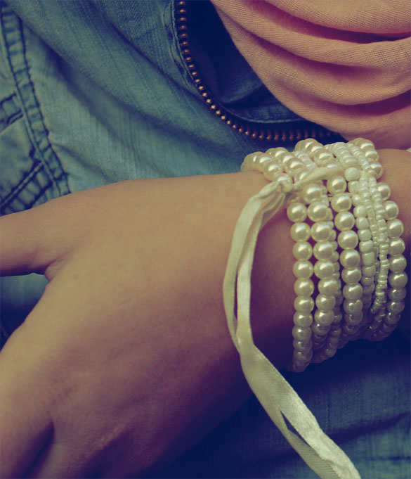 Pearl Bracelets Accessories