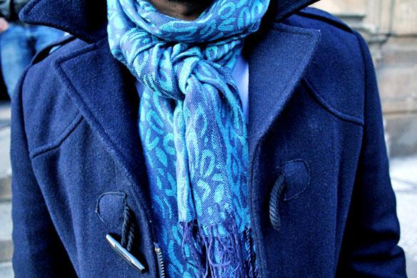 leopard scarves