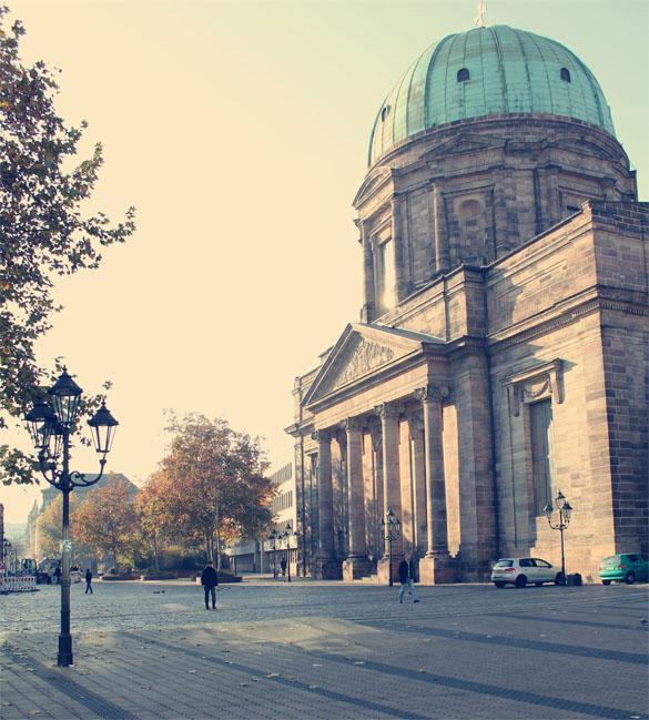 Nürnberg Dom