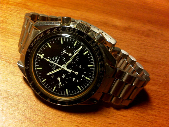 Watch Omega Speedmaster Professional