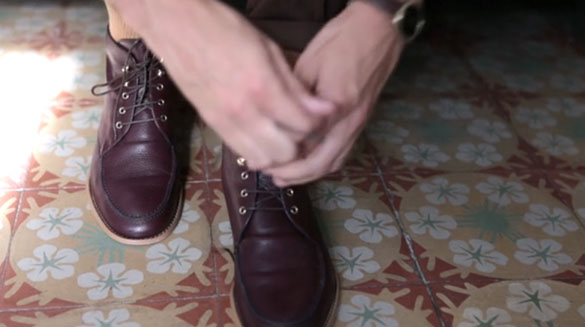 About Arianne Mens Shoes