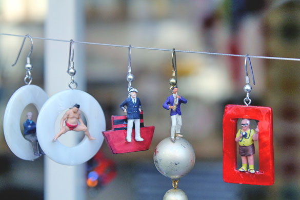 Funny Earrings Accessories