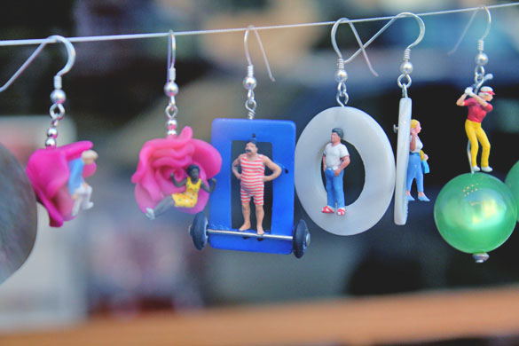 Funny Earrings Accessories number 2