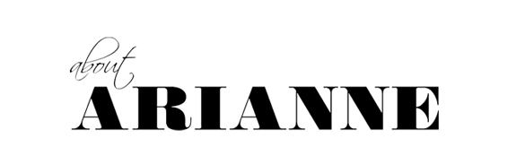 Brand Logo About Arianne