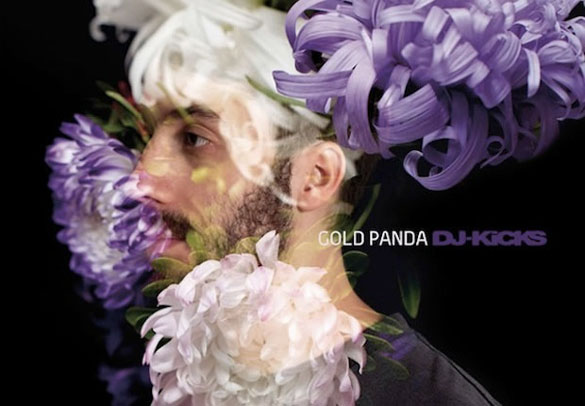 GOld panda dj kicks album cover
