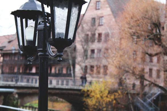 Nürnberg laterne