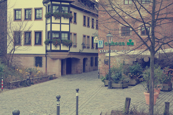 photo of nürnberg near osheas irish pub