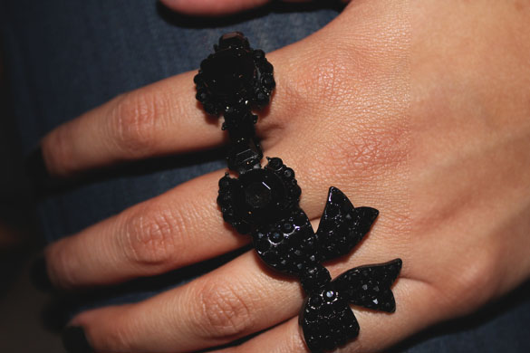 variety of black rings