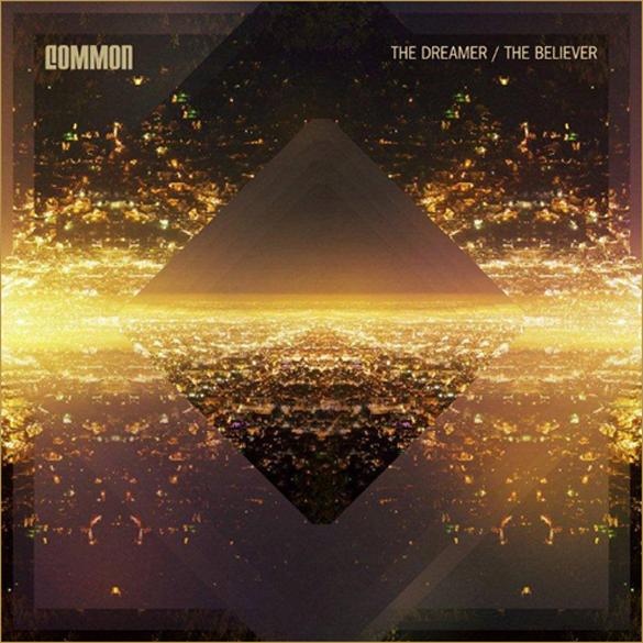 common album cover the dreamer