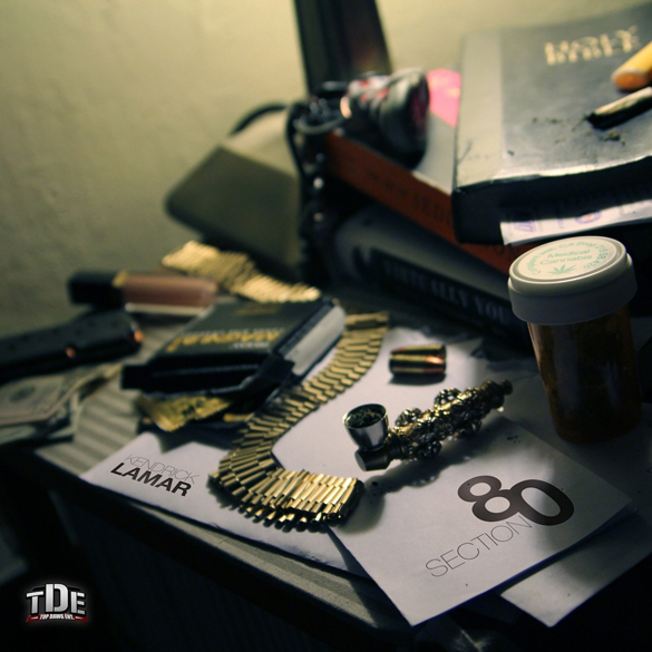 listen to kendrick lamar section 80