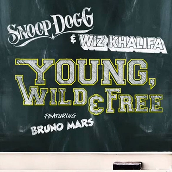snoop dogg wiz khalifa bruno mars young wild free
