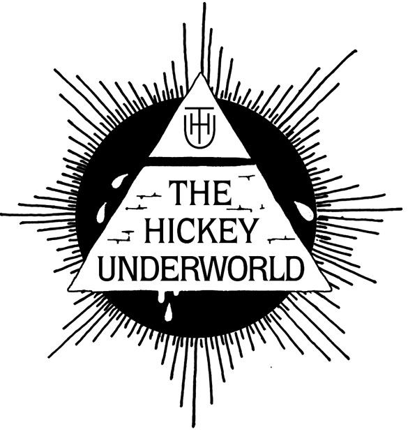 the hickey underworld album cover