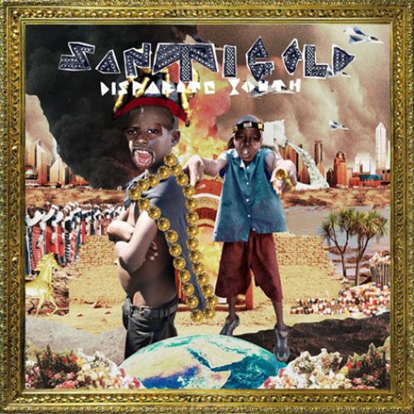 album cover santigold disparate youth