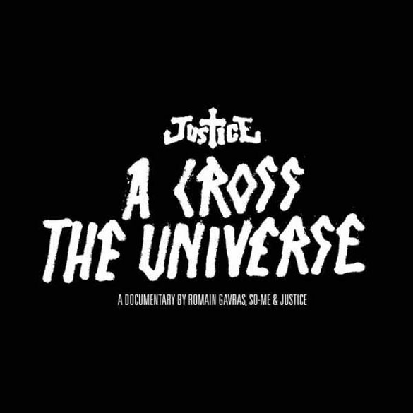 album cover justice across the universe