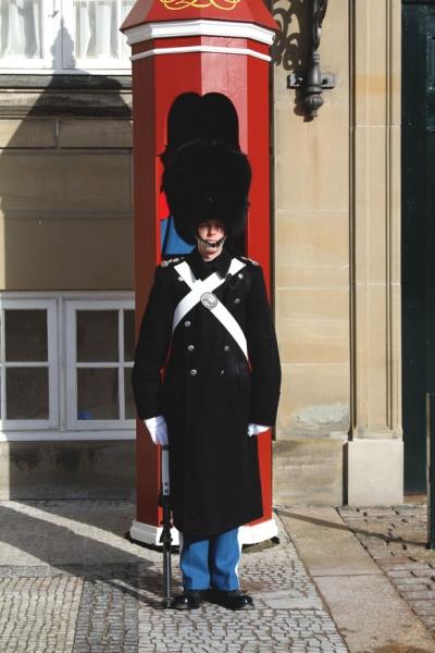 military accessories denmark castle guard