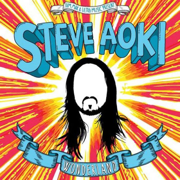 album cover steve aoki wonderland