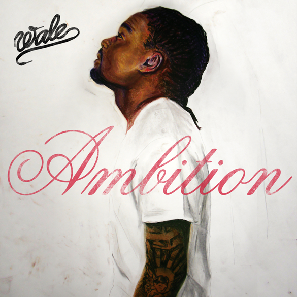 album cover wale ambition
