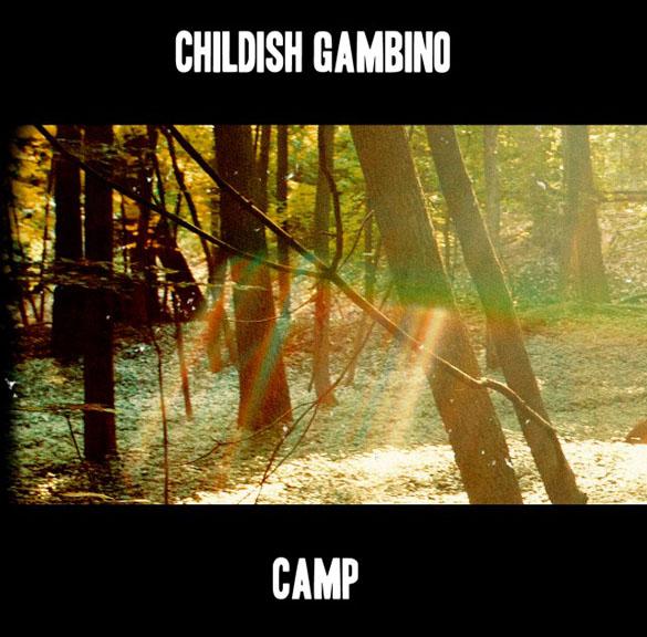 album cover childish gambino camp