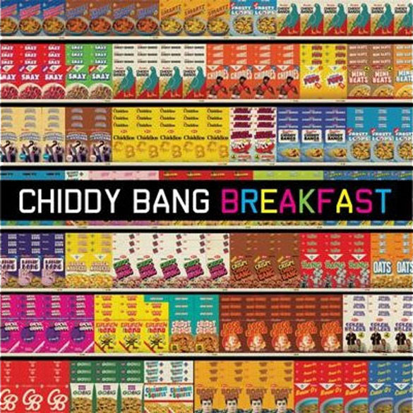 album cover chiddy bang breakfast
