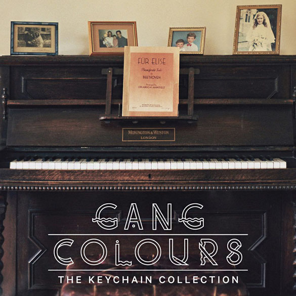 album cover gang colours