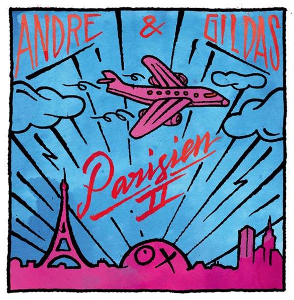 album cover kitsuné parisien II