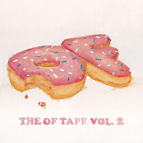 album cover odd future of tape