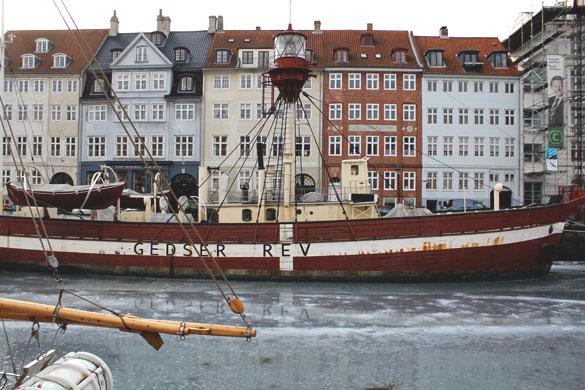 Nyhaven Copenhagen