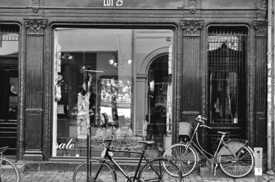 Photo streets of Copenhagen