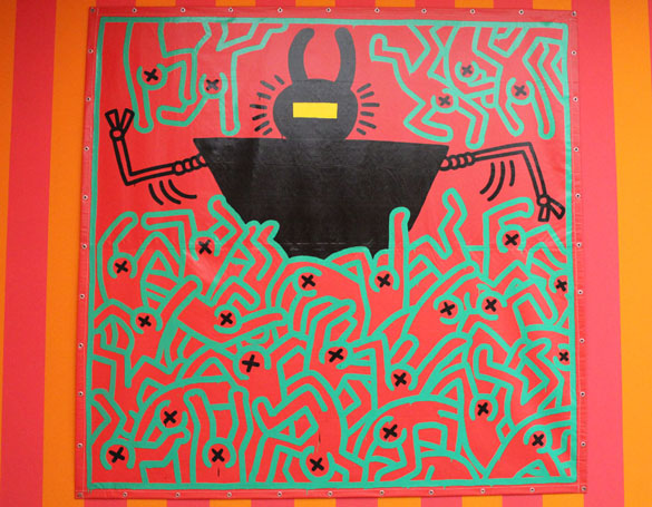artwork keith haring 1