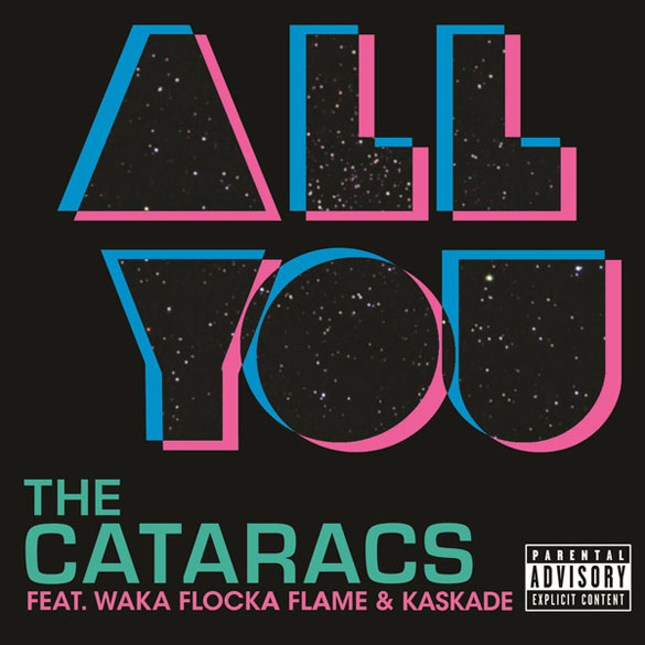 album cover cataracs all you