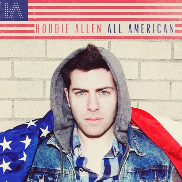 album cover hoodie allen all american