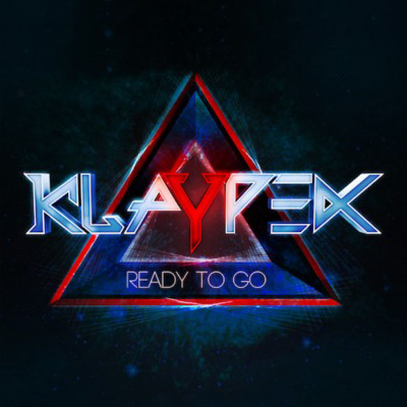 album cover klaypex ready to go