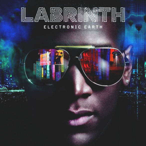 album cover labrinth electronic earth