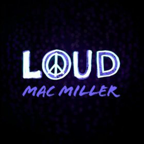 album cover mac miller loud