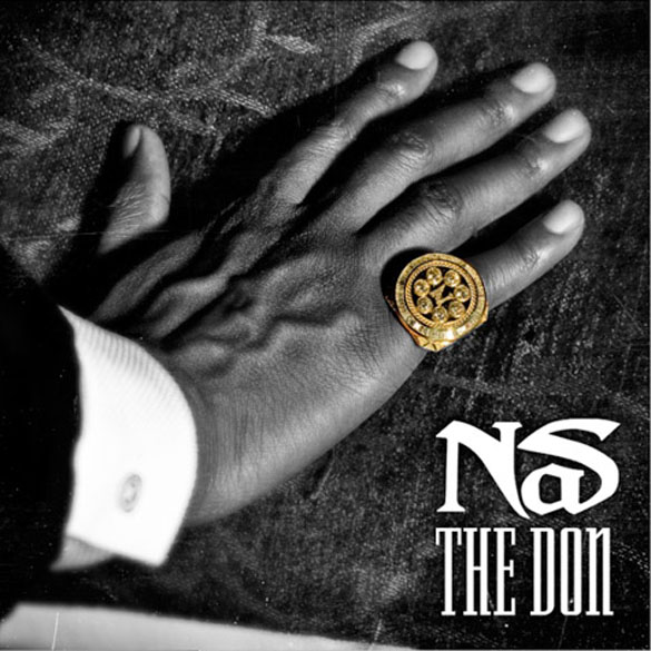 album cover nas the don