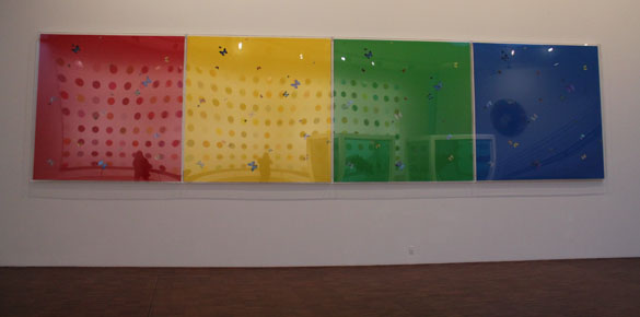 damien hirst the four elements