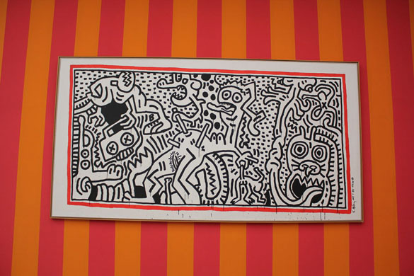 artwork keith haring 2