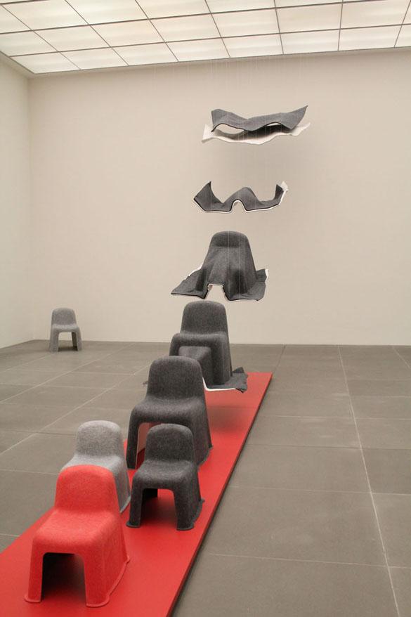 artwork komplot design process chairs