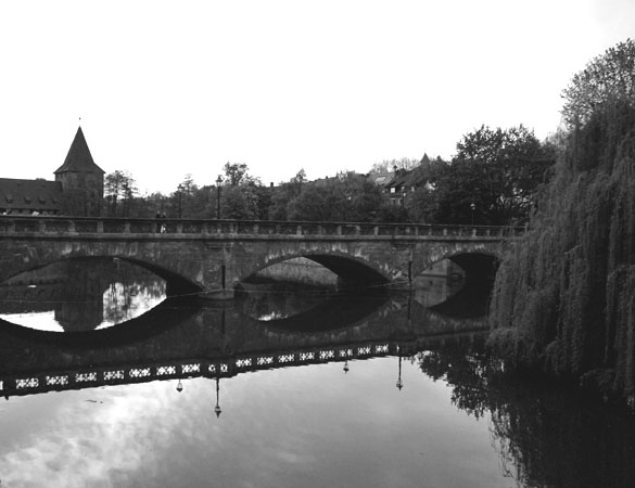 bridge in nürnberg
