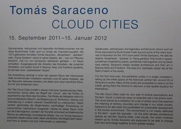 tomás saraceno cloud cities 15