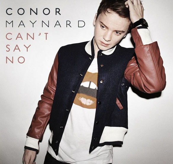 album cover conor maynard cant say no