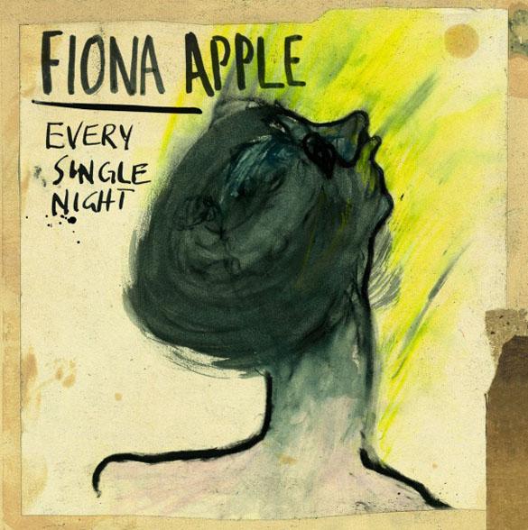 album cover fiona apple every single night