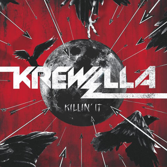 album cover krewella killin it