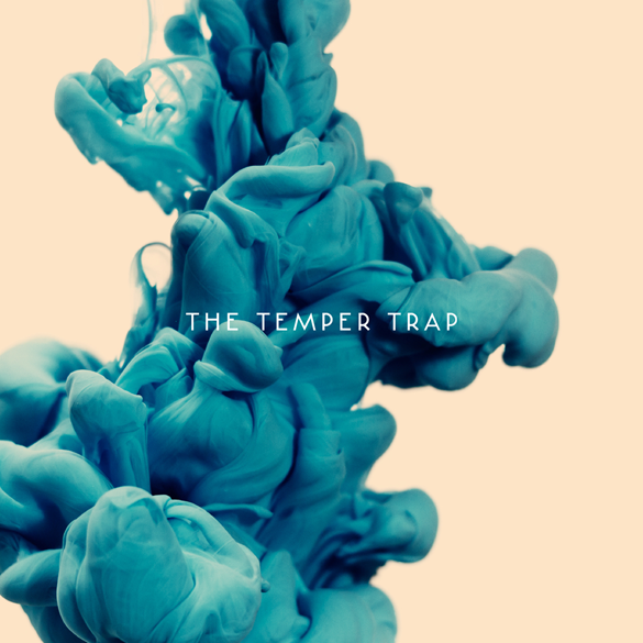 album cover temper trap