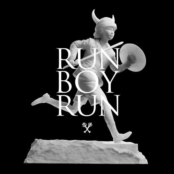 album cover woodkid run boy run