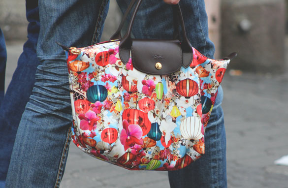 longchamp mary katrantzou pliage