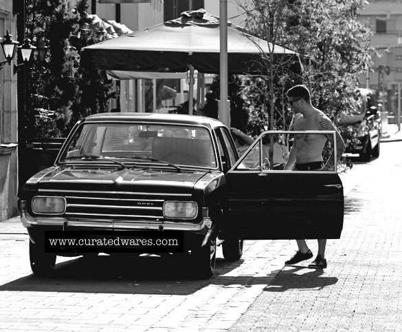opel old timer