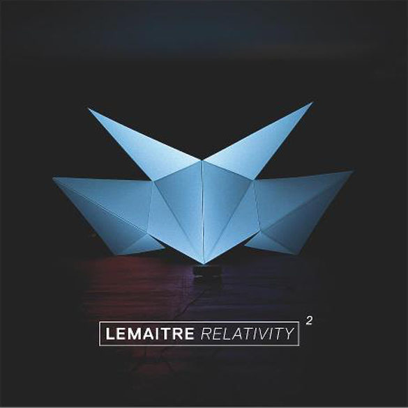 album cover lemaitre relativity
