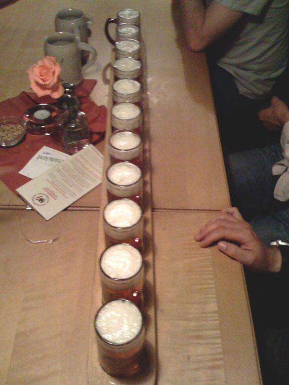 meter bier brauerei altstadthof
