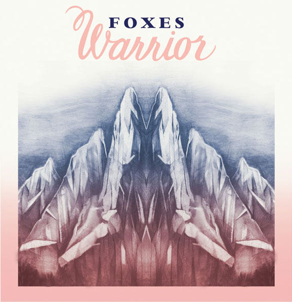 foxes warrior album cover
